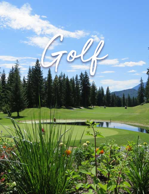 Shuswap Lake Estates Golf & Country Club