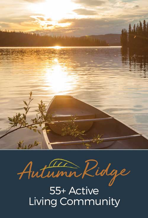 Autumn Ridge - 55+ Active Living Community