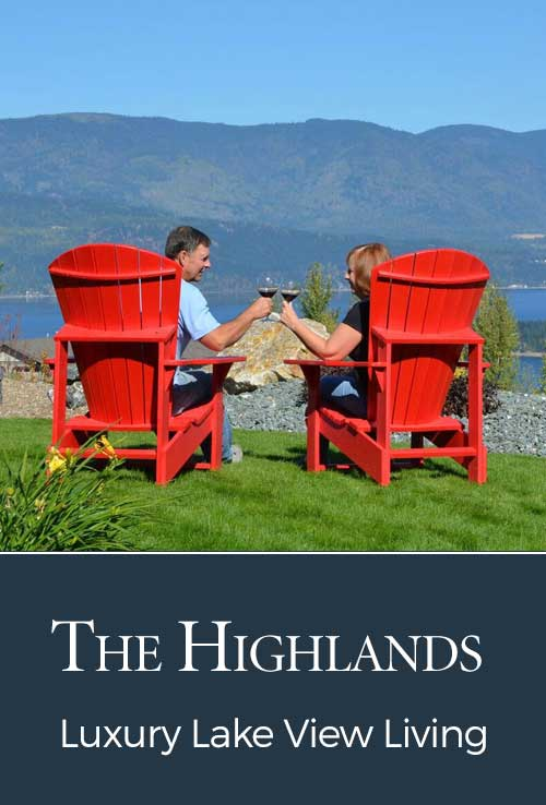 Shuswap Lake Estates Highlands